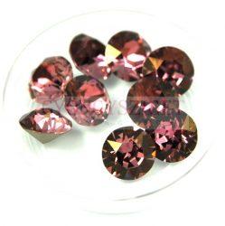 Swarovski chaton - 8mm -  Crystal Antique Pink  - 1088