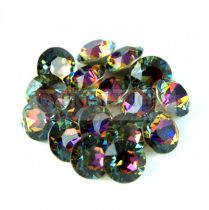 Swarovski chaton - 8mm -  Crystal Volcano  - 1088