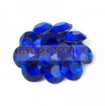Swarovski chaton - 8mm -  Majestic Blue -