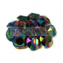 Swarovski chaton - 8mm -  Rainbow Dark