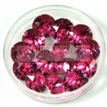 Swarovski chaton - 8mm -  Rose  - 1088