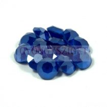 Swarovski chaton - royal blue 8mm