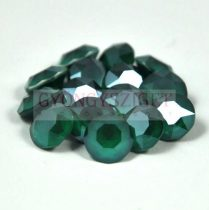 Swarovski chaton - 8mm -  Royal Green