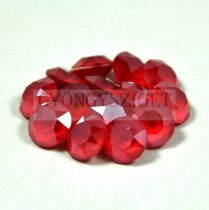 Swarovski chaton - 8mm -  Royal Red
