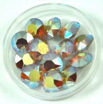 Swarovski chaton - sand opal ab 8mm - xirius