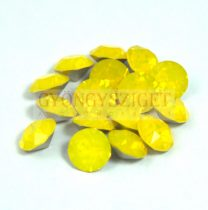 Swarovski chaton - yellow opal 8mm