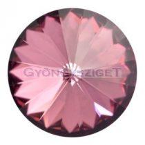 Swarovski rivoli 12mm - crystal antique pink