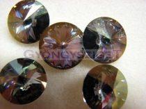 Swarovski rivoli 12mm - crystal starlight