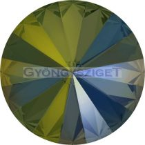 Swarovski rivoli 12mm - crystal iridescent green