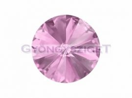 Swarovski rivoli 12mm - Light Amethyst