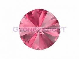 Swarovski rivoli 12mm - Rose