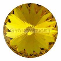 Swarovski rivoli 12mm - sunflower