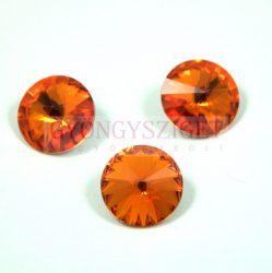 Swarovski rivoli 12mm - Tangerine
