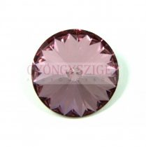 Swarovski rivoli 14mm - crystal antique pink