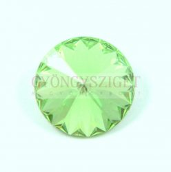 Swarovski rivoli 14mm - Chrysolite