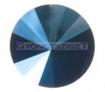 Swarovski rivoli 14mm - crystal metallic blue
