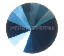 Swarovski rivoli 14mm - crystal metallic blue
