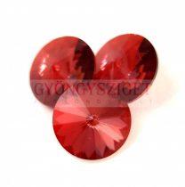 Swarovski rivoli 14mm - crystal red magma (fóliázatlan)