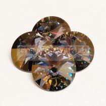 Swarovski rivoli 14mm - crystal starlight