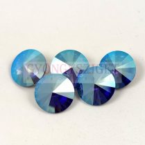 Swarovski rivoli 14mm - Sapphire Shimmer