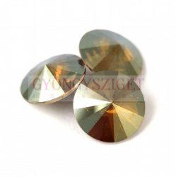 Swarovski rivoli 16mm - crystal bronze shade
