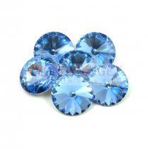 Swarovski rivoli 10mm - Light Sapphire