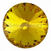 Swarovski rivoli 14mm - sunflower