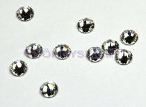Swarovski ragasztható kristály - ss20 - crystal - 10db