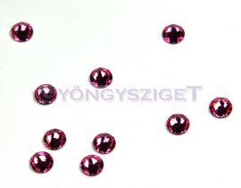 Swarovski ragasztható kristály - ss20 - rose - 10db