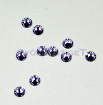 Swarovski ragasztható kristály - ss20 - tanzanite - 10db