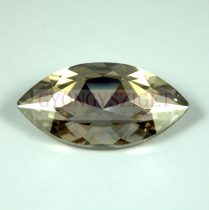 Swarovski navette - 4227 - 32x17mm - Crystal silver shade
