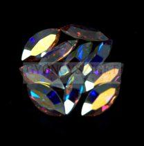 Swarovski XILION Navette 15x7mm - crystal ab