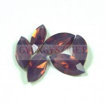 Swarovski XILION Navette 15x7mm - cyclamen opal