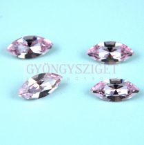 Swarovski XILION Navette 15x7mm - Light Rose