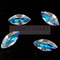 Swarovski XILION Navette 15x7mm - Crystal Shimmer