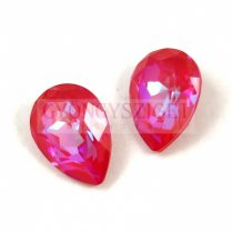 Swarovski pear - 14x10mm - Crystal Royal Red Delite
