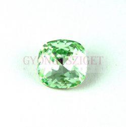 Swarovski round square - chrysolite - 12mm