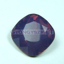 Swarovski round square - cyclamen opal - 12mm