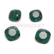 Swarovski round square - Emerald - 12mm