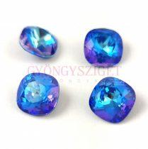 Swarovski round square - Crystal Royal Blue Delite - 10mm