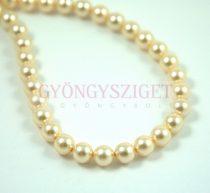 Swarovski imitation pearl - gold -8mm