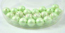 Swarovski igazgyöngy utánzat - pastel green -8mm