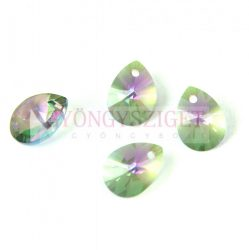 Swarovski xilion mini pear medál 12mm - Crystal Paradise Shine