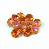 Swarovski chaton - 6mm -  Crystal Astral Pink -  1088