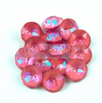 Swarovski chaton - 8mm -  Crystal Lotus Pink DeLite