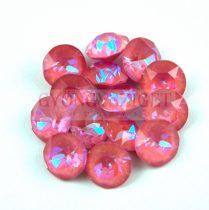 Swarovski chaton - 8mm -  Crystal Lotus Pink DeLite