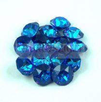 Swarovski chaton - 8mm -  Crystal Royal Blue DeLite