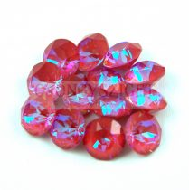 Swarovski chaton - 8mm -  Crystal Royal Red DeLite