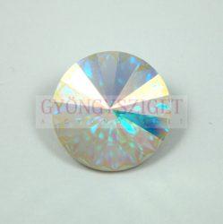 Swarovski rivoli 12mm - Crystal AB