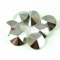 Swarovski rivoli 12mm - Crystal Light Chrome